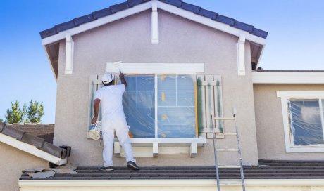 Entreprise spécialisée dans le ravalement de façade de maison ancienne