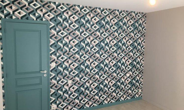 LOUAZEL PEINTURE Iffendic - Entreprise de peinture intérieure